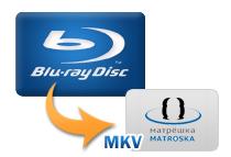 Converti Blu-ray in MKV